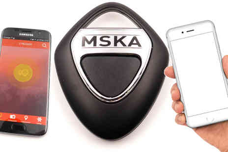 MSKA Solutions - MSKA Bluetooth 4.0 Phone Companion for iPhone Plus Android - Save 54%