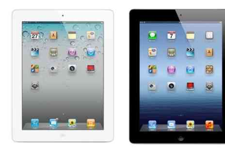 GoldBoxDeals - Refurbished Apple iPad 3 or 4 16 to 64GB WiFi or WiFI 4G Cellular Retina Display With Free Delivery - Save 0%