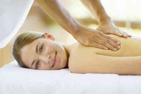 Elaines Of Brampton - 45 Minute Indian Head Massage or 60 Minute Swedish Massage with Optional Facial - Save 53%