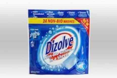 Dizolve - 84 loads of washing - Save 53%