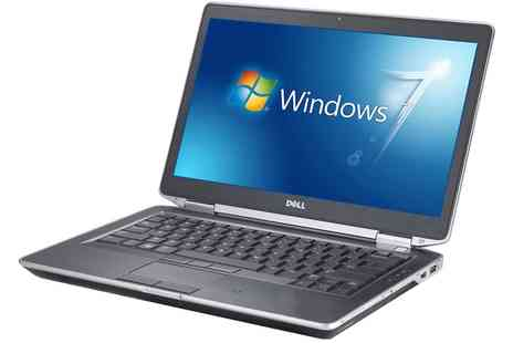 Groupon Goods Global GmbH - Refurbished Dell Latitude E6430 14 Inch Laptop With Free Delivery - Save 0%