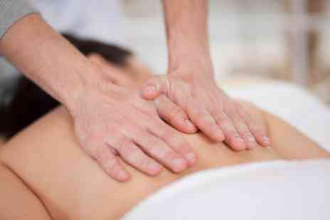 Alma Vale Centre - One Hour Aromatouch Massage - Save 0%