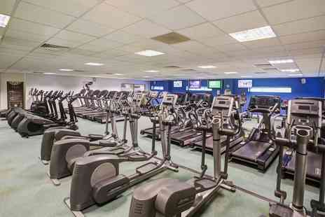 Riverside Leisure Club - Five or Ten Gym Leisure Club Day Passes - Save 0%