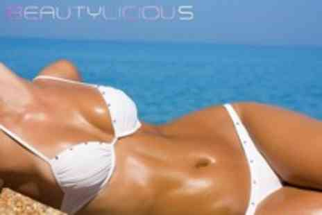 Beautylicious - Montana Hour Developing full body spray tan - Save 70%