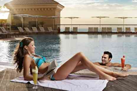 Emirates Holidays - Three night 5 star Dubai escape with meals & Emirates flights - Save 0%