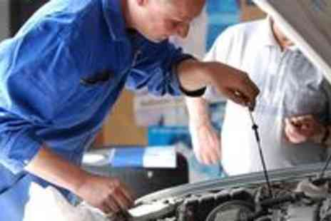 The Car Care Centre - service and MOT, including an oil and filter change - Save 80%