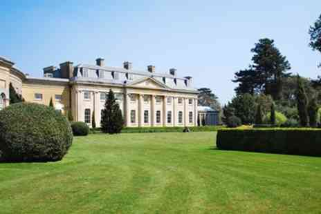 The Ickworth - Palladian manor stay with meals - Save 0%