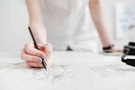 Dynamic E Course - Online Learn to Draw course - Save 97%