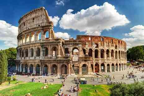 Weekender Breaks - Two or three night 4 Star Rome stay with breakfast and flights - Save 37%