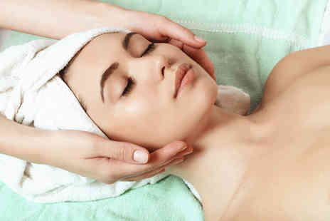 Blush Beauty Boutique - Choice of 75 minute facial or include a 30 minute back, neck and shoulder massage - Save 60%