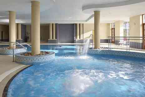 Radisson Blu Hotel - One or Two night break for two with breakfast, leisure club access, spa credit and dining credit - Save 0%
