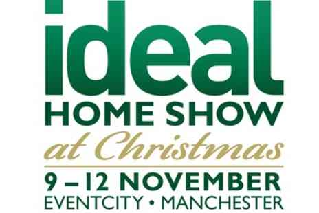 Ideal Home Show - Two general admission day tickets and a magazine to Ideal Home Show On 9 To 12 November - Save 58%