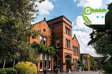 The Woodside Hotel - Double Room for Two with Breakfast and Option for Wine and Dinner - Save 0%