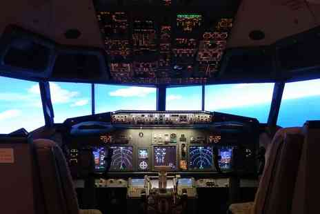 iPilot - Up to 90 Minutes of Flight Simulator Experience - Save 0%