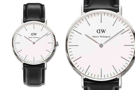 Gray Kingdom - Daniel Wellington mens Sheffield 0206DW watch - Save 57%