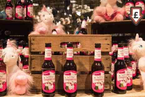 Kalea GmbH - 12 Bottles of German Zwonitz Unicorn Beer With Free Delivery - Save 0%