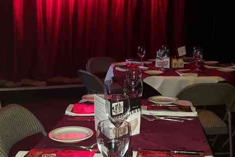 Be Our Guest - Three Course Dinner with Cabaret Show for One, Two, Four or Six - Save 0%