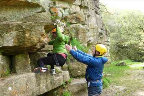 Odyssey Adventure - Two Hour Outdoor Climbing Session for Up to Four - Save 0%