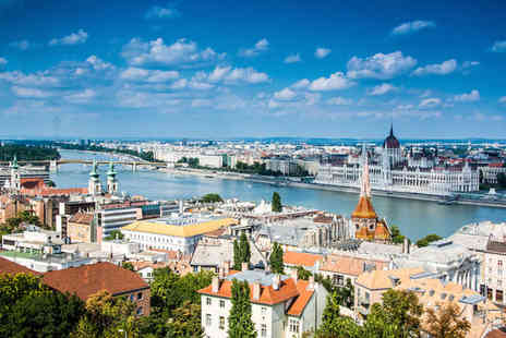 Hotel Rum Budapest - Three Star Stylish Design Hotel Stay For Two in Historic Building - Save 75%