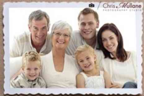 Chris Mullane Photography - Two Hour Family Photo Shoot With Prints - Save 68%
