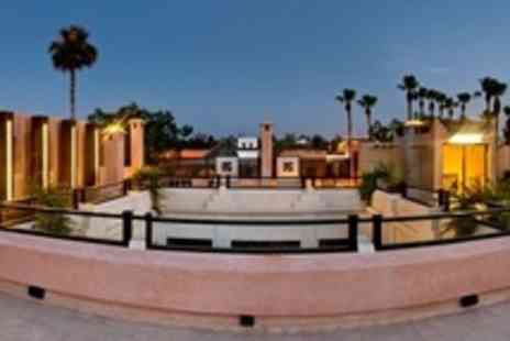 Villa Makassar - In Marrakech Two Night Spa Stay For Two With Breakfast, Dinner on First Night  and Transfers - Save 60%