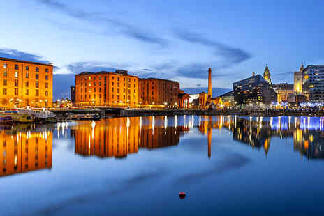 SuperBreak - Overnight Liverpool hotel stay including breakfast and tickets to The Beatles Story exhibition - Save 0%