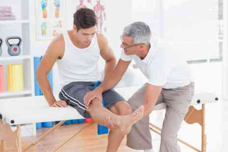 Hungerford Chiropractic Healthcare - Four Chiropractic Sessions - Save 75%