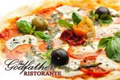 The Godfather Ristorante - Italian Fare Two Course Meal For Four - Save 68%