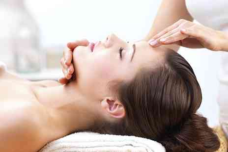 Yours in Harmony - Indian Head Massage, Choice of Sessions Targeting Stress or Anxiety, or Both - Save 30%