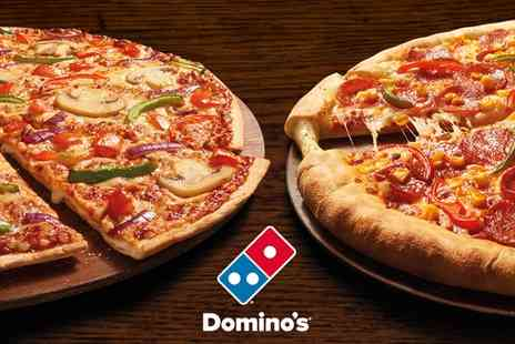 Domino's pizza - Collection and delivery offer from £2 - Save 0%