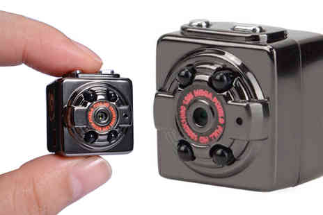 handtec - Hawkeye Mini Action Camera - Save 70%
