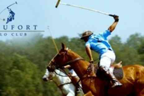 Beaufort Polo Club - Ticket For Audi International Polo Series - Save 60%