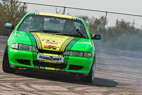 Red Letter Days - Three lap high speed drifting passenger ride at your choice - Save 0%