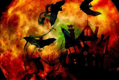 Ghosts Unlimited - Halloween Ghost Tour for Two on 31 October - Save 0%