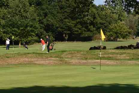 Thames Ditton - 18 Holes of Golf for Two or Four - Save 53%