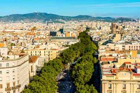 Broadway Travel - Nine night Med cruise with free Barcelona stay - Save 0%