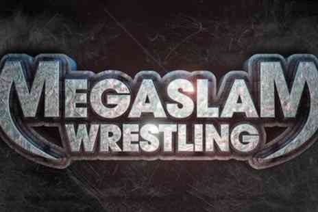 Megaslam American Wrestling - Megaslam Wrestling Live 2017 Tour Entry for One or Four on 30 September To 5 November - Save 0%