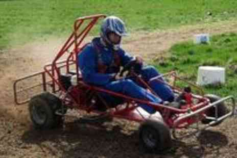 The Activities Group - Thirty minutes of off road karting - Save 62%