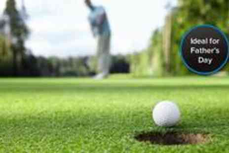 The Warwick - Hour of private golf tuition followed by 18 holes for two people - Save 72%