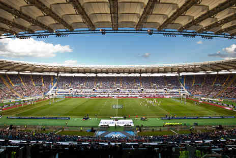 Independent World Choice Holidays - Three night 4 Star Rome stay with breakfast, flights and England v. Italy Six Nations tickets - Save 0%