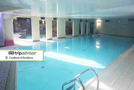 Park Hall Hotel - Spa day for two people with two treatments each and full facility access - Save 49%