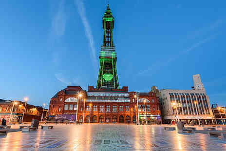 The Cavendish Hotel - One, two or three night Blackpool stay for two with breakfast - Save 52%