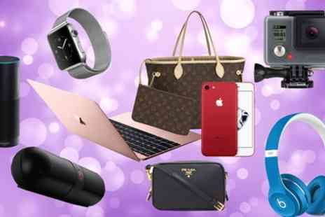 Groupon Goods Global GmbH - Bundle Up Mystery Gift with Chance to Get Gold MacBook, iPhone 7, LV Prada Bag or Apple Watch - Save 0%