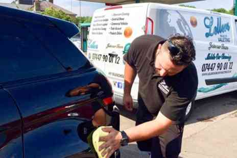 Lellers - Mobile Valet with an Optional Luxury Hand Polish in All HP Postcodes - Save 50%