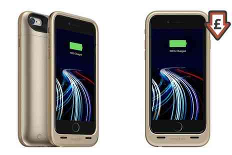 Groupon Goods Global GmbH - Mophie Juice Pack Ultra Compact Battery Case for iPhone 6 or 6s - Save 64%