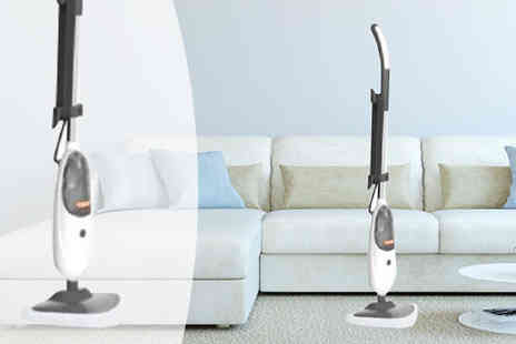 Direct Vacuums - Refurbished Vax S87 T4 Steam Mop Cleaner - Save 0%