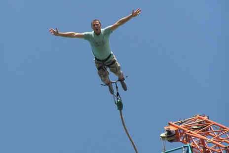 The UK Bungee Club - 160ft bungee jump at your choice of nine nationwide locations - Save 39%