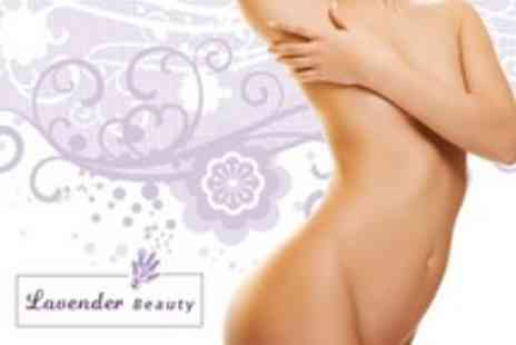 Lavender Beauty - Three Sessions of Laser Lipolysis On Three - Save 89%