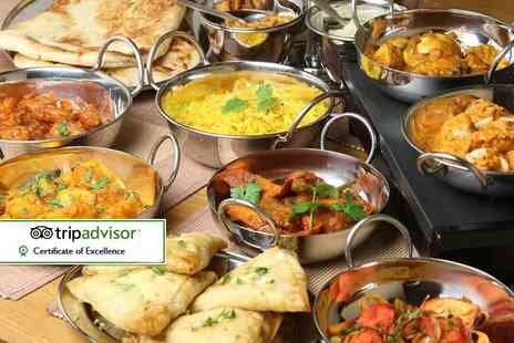 Mister Singhs India - Seven course Indian tasting menu for two, four or six - Save 60%