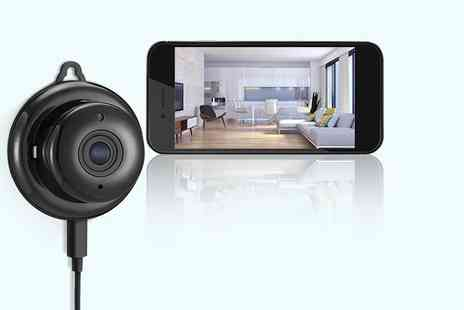 GPSK - Wireless IP home security CCTV camera - Save 79%